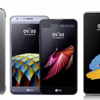 Najlepsze smartfony LG